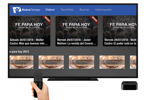 OTT Case Studies - Discover How Others Use Apple TV Apps To